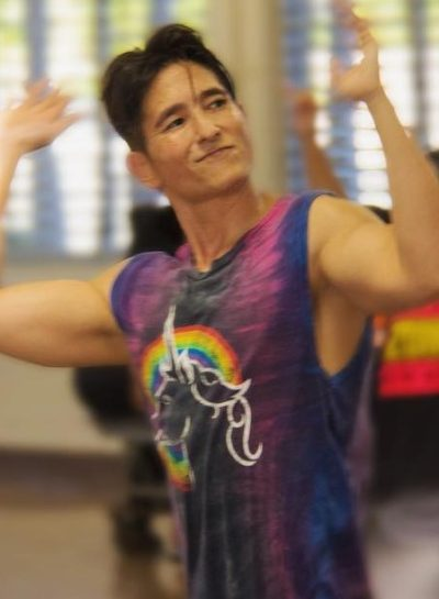 Ash Tsuji YMCA instructor