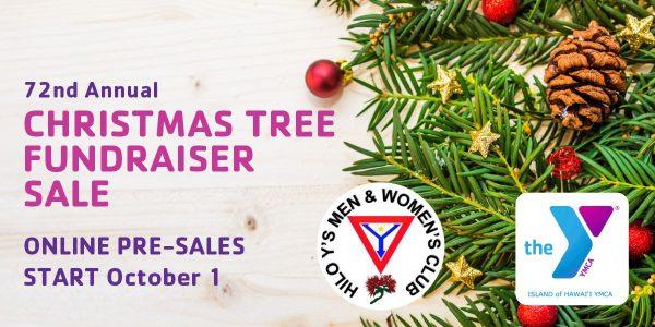 YMCA Christmas Trees